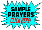 Sample Prayers